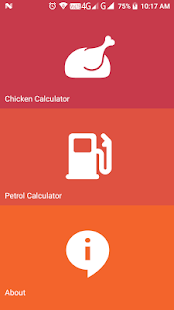 Chicken Calculator - náhled