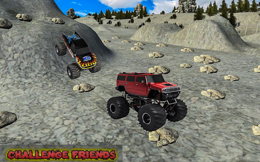 Extreme Monster Truck: Stunt Truck Game 1.0 screenshots 2