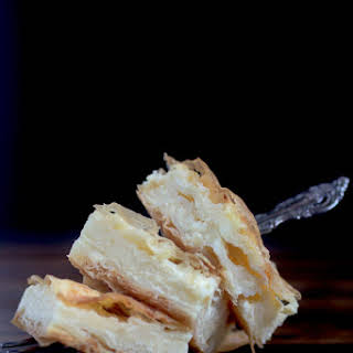 Phyllo Cheese Pie Recipe (Slagana Sirnica).