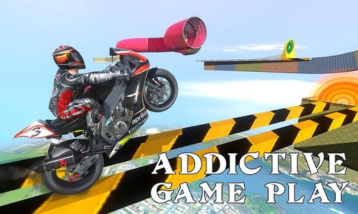 Code Triche Mega GT Ramp Motorbike Stunts Moto Rider apk mod screenshots 4