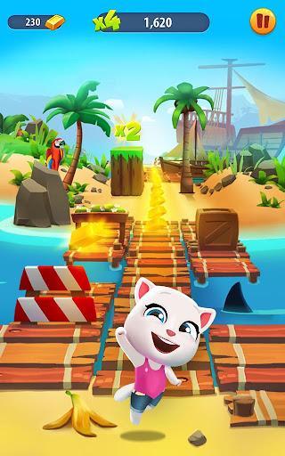 Talking Tom Gold Run 3D Game screenshot 7