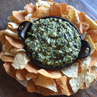 Houston's Chicago Style Spinach Dip
