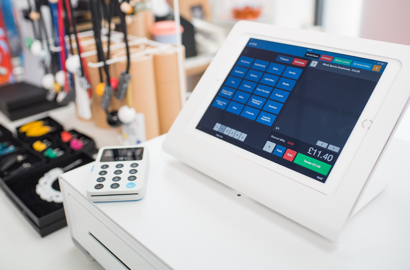 Retail Pos By Air Point Of Sale Epos Android Apps On