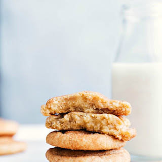The BEST Soft & Chewy Snickerdoodle Cookies Recipe