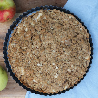 Healthier Apple Pie