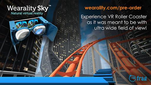 VR Roller Coaster 2.0.7 screenshots 8
