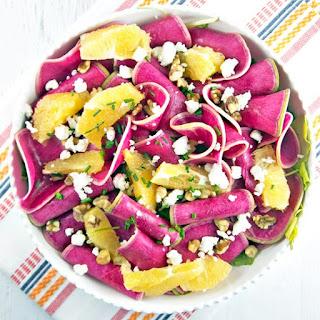 Watermelon Radish Salad Recipes.