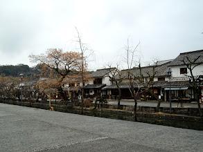 Photo: Cute little old houses in Kurashiki