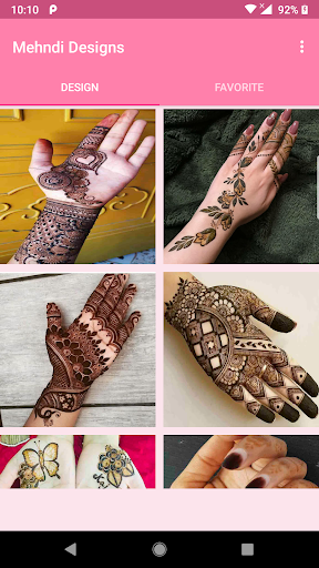 Mehndi Designs 1.2.4 screenshots 1