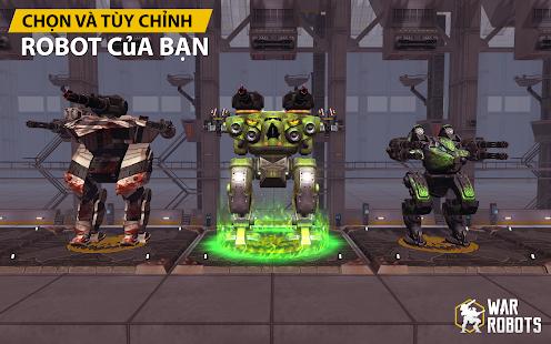 Tải War Robots APK