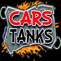 Cars vs Tanks icon