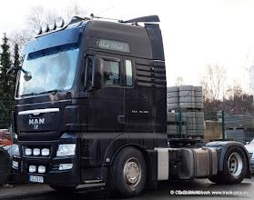 Photo: Ich dachte, die Black Pearl sei ein Schiff?!  >>> www.truck-pics.eu <<<