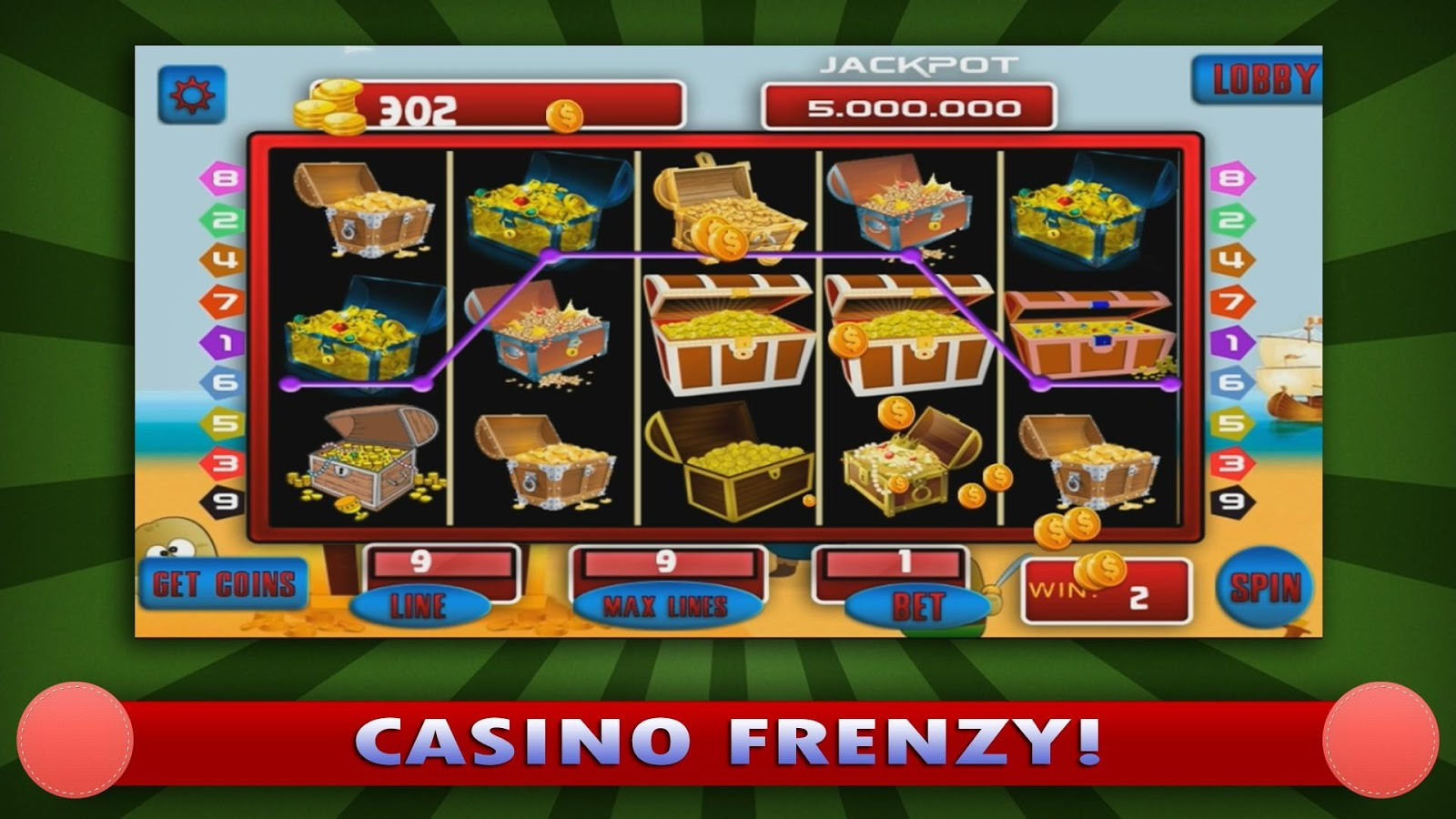Dogs slots game free download