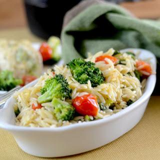 Broccoli Orzo Recipe