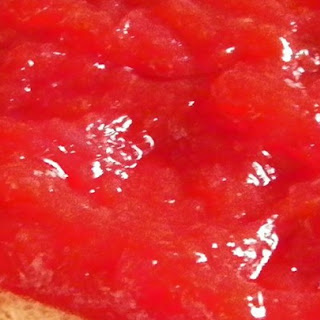 Rhubarb-Pineapple Jam