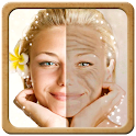 Snapping Face Aging Booth icon