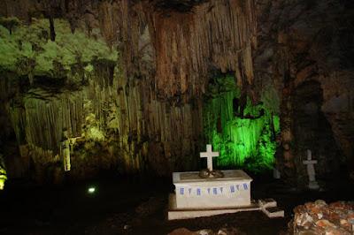 Пещера Мелидони
