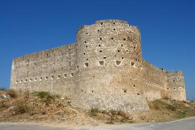 Турецкая крепость Имеджин