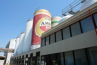 Пивоварня Амстел в Афинах