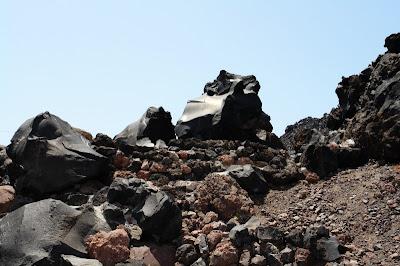 Вулканические камни