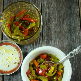 Indian Vegetable Pickle Recipes