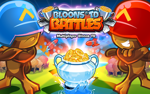 Bloons TD Battles MOD (Unlimited Medallions) 1