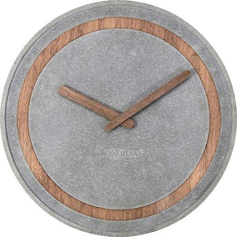 Concreto Väggklocka ø39,5cm Grå