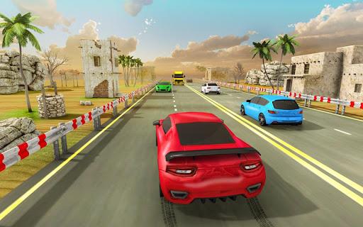 The Corsa Legends - Modern Car Traffic Racing screenshots 4