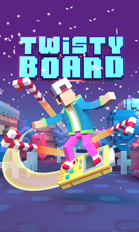 Twisty Board- screenshot