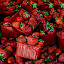 Strawberry Red by Ivan Cohene - Food & Drink Fruits & Vegetables ( fruit, red, strawberries, ripe, strawberry, berries,  )