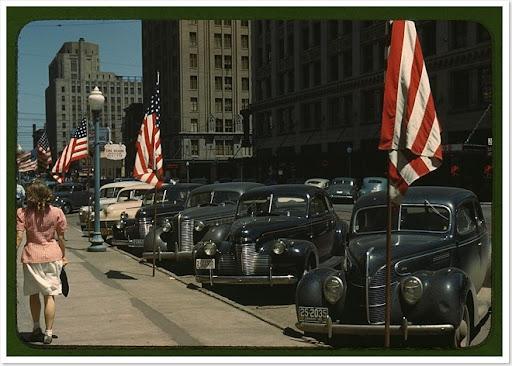 Gli Stati Uniti negli anni '40