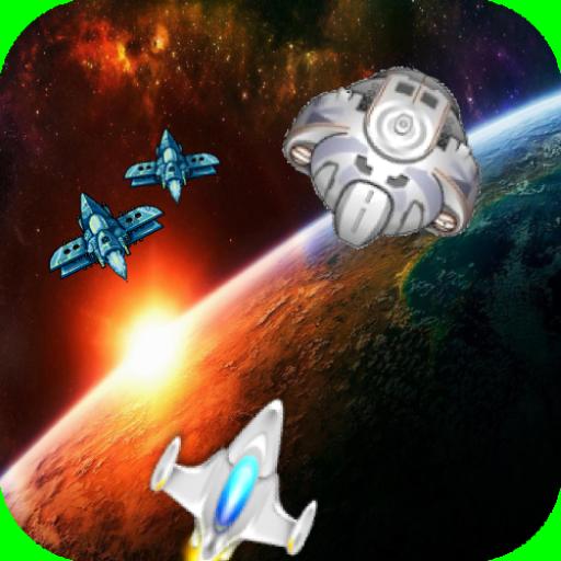 宇宙兵士 動作 App LOGO-APP試玩