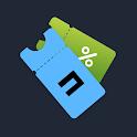 Pokupon и Superdeal - скидки, акции и распродажи icon