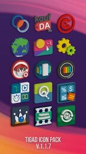 Tigad Pro Icon Pack APK 5