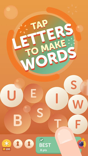 LetterPop - Best of Free Word Search Puzzle Games android2mod screenshots 1