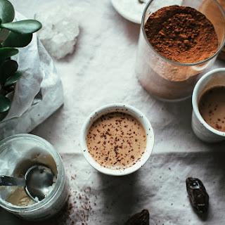 COCONUT BUTTER HOT CHOCOLATE Recipe