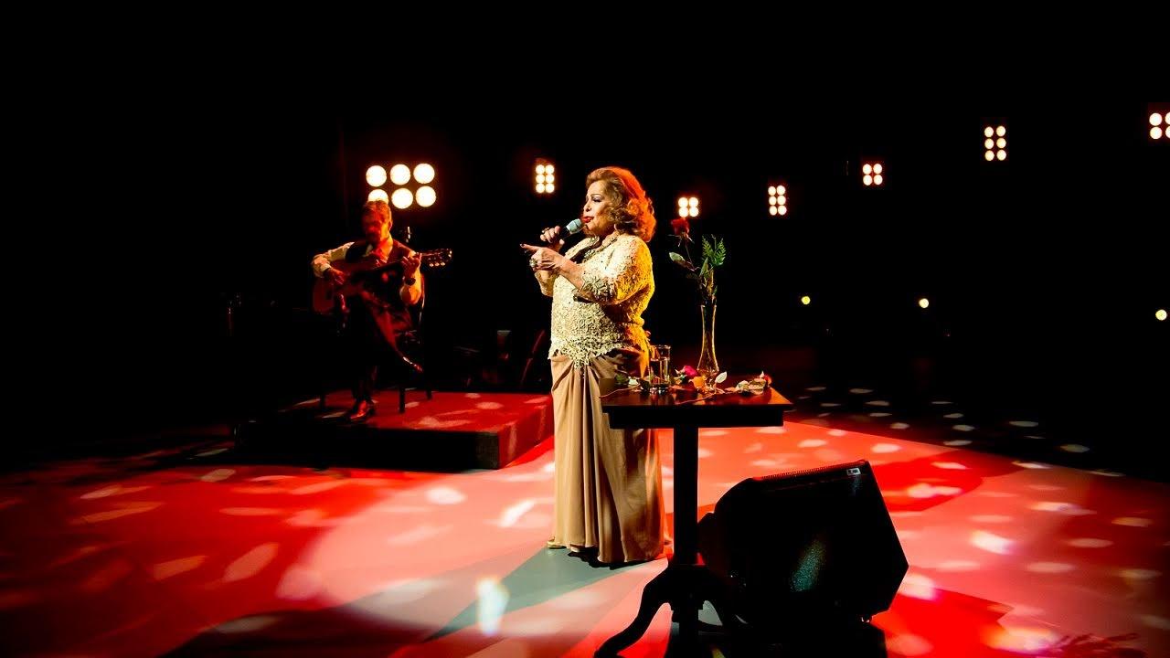 TV Brasil presta homenagem a Angela Maria com exibição de um dos últimos shows da cantora