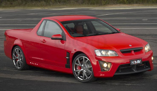 30 Best pickup trucks ever. This is a Holden Maloo, which is aboriginal