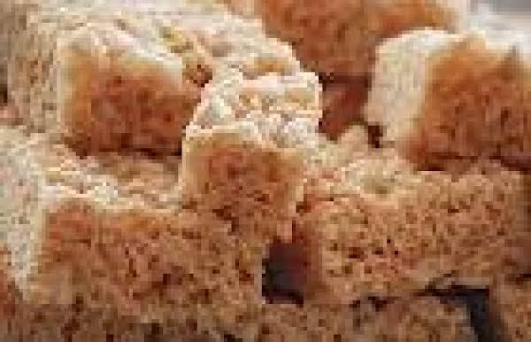 Rice Crispy Treats Recipe
