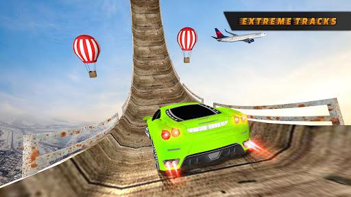 Impossible Car Stunt game : Car games screenshot 7