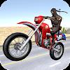 ninja bicyclette courses 3d