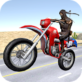 Ninja Bike Racing Stunt