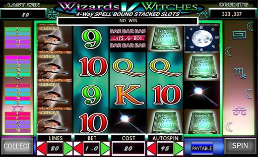 Magic Wizards Video Slotsud83euddd9 7004 screenshots {n} 7