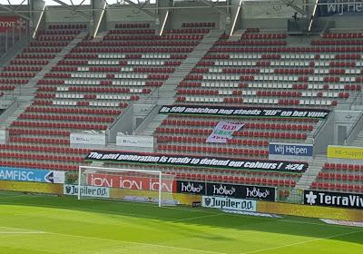"""Kums, Boeckx (met een prikje), Praet en andere ex-ploegmaats feliciteren Olivier Deschacht met 500e match, ook fans doen duit in het zakje: """"Nog steeds 'Oli' op het vuur"""""""