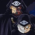 光と闇の仮面