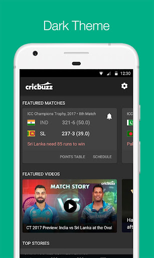 Cricbuzz - Live Cricket Scores & News 4.4.046 screenshots 2