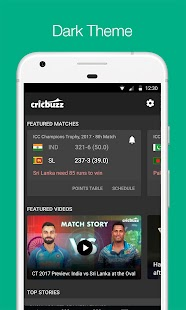 Cricbuzz - Live Cricket Scores & News- screenshot thumbnail