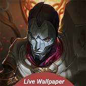 Jhin HD Live Wallpapers