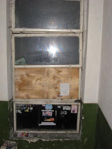 Осьо так виглядає пересічна сходова клітка