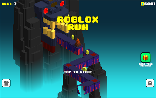 Roblox Run - Temple Rush screenshot 5